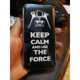 Case Samsung Galaxy J5 2015 Star Wars Promo Mica De Vidrio