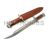 Bayoneta Ak-47 - 41cm - Con Vaina Reforzada! Excelente
