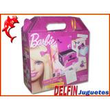 Barbie Línea De Arte Diseños En Madera 4 Modelos Original