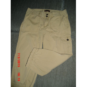 Pantalon Importado Lee Talle Usa 7-8 One Tru Fit