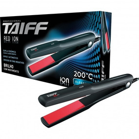 Chapa Red Ion 200º Ions Negativos Taiff Profissional