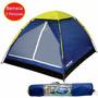 Barraca Camping Tenda Iglu 2 Pessoas Mor Acampamento Praia