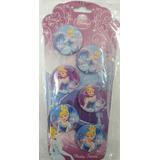 Distintivo Infantil Princesas. Piñata,regalo,rifa,cotillon