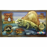 Dinosaurios Maqueta Para Armar Mdf Autoadhesivas Dimetrodon