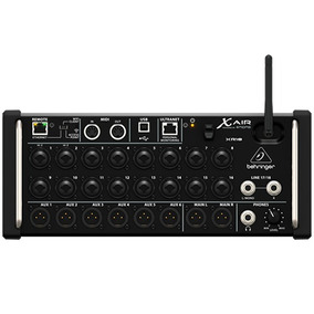 Mesa Behringer Xr18 Air Digital Rack