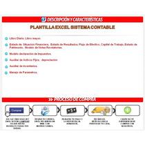 Plantilla En Excel Sistema Contable