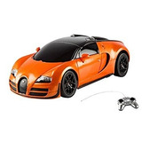 Carro Control Remoto Bugatti Edicion Especial Sport