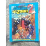 Album Figuritas Caballeros Del Zodiaco 2 Excelente Estado