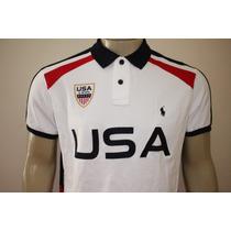Camiseta Gola Polo Masculina Polo Ralph Lauren Usa
