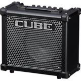Amplificador De Guitarra Eléctrica Cube 10gx Roland