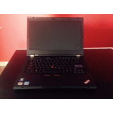 Laptop Lenovo Tinkpad T420 Core I7 2da, 8gb, 500gb