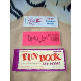 1977 Cupones De Descuento Casinos Las Vegas Intactos Adrogue