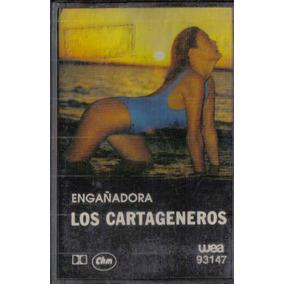 Los Cartageneros Engañadora Cassette Cumbia