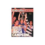 El Grafico Extra 60 Boca Campeon De La Supercopa 1989