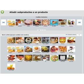 Programa Para Restaurantes Bares Administración Contabilidad