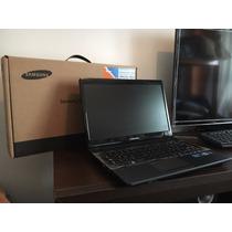 Notebook Samsung Np300e4c I5 8gb Ram 1tera Win 10 Caja