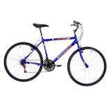 Bicicleta Hummer A26 Aço Carbono Azul Houston - 88958