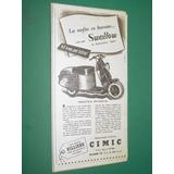 Motocicletas Moto Swallow Nafta Mas Barata Publicidad Mod1