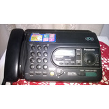 Telefono Fax Panasonic Digital Con Contestador