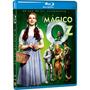 O Mágico De Oz (1939) - Bluray Lacrado+placa Decorativa Mdf