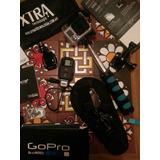 Go Pro 3 Black Edition C/control Remoto Y Accesorios