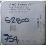 Micro Procesador Amd Sempron 64 2800+ Socket 754