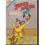 Cómic Original El Super Ratón #223/223 - 1982 Novaro Editel