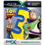 Toy Story 3 The Video Game | Ps3 | Cod Psn | Envio Já !