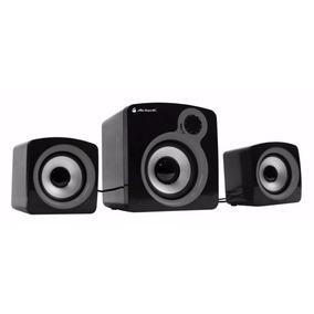 Sistema De Audio Multimedia 2.1 Usb Con Subwofer Acteck