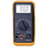 Medidor De Capacídad Digital Capacimetro