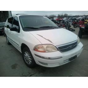Ford Windstar 2000 Chocada Se Vende Completa O En Partes