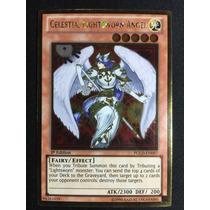 Yugioh Celestia Lightsworn Angel Gold Pgld-en087