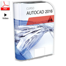 Curso De Autocad 2016 Básico + Vídeo Aulas + Apostilas Pdf