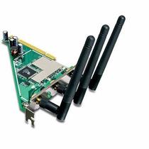 Placa 300mbps Wireless N Pci Tew-623pi (version 2.0r)