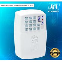 Discadora Para Alarmes Disc 8 Sinal Jfl Linha Fixa