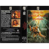 Tras La Esmeralda Perdida Michael Douglas De Robert Zemeckis