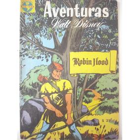 Aventuras De Walt Disney Año 1, Nº 24 Presenta: Robin Hood