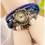 Reloj Dama Pulsera Baratisimo Vintage Variedad 60 Unid Mejor