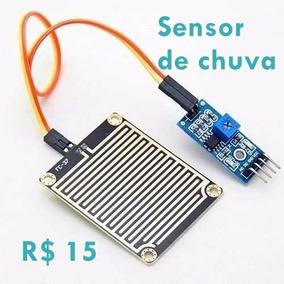 Arduíno E Eletrônica - Sensor De Chuva