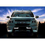 Bumper Inteligente Con Led Chevrolet S10 2013+ (ibmp22563