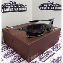 Óculos Oakley X-squared +caixa+saquinho+par De Lentes+brinde