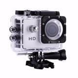 Camara Deportiva Hd 1080p Sumergible 30 M Tipo Go Pro Dhl