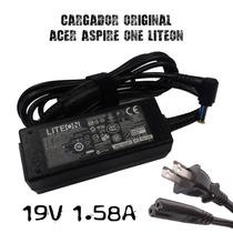 Cargador Original Para Mini Acer Aspire One De 30w 19v 1.58a