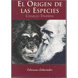 Charles Darwin El Origen De Las Especies Libro Nuevo