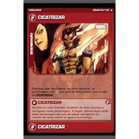 Card Battle Scene - Cicatrizar