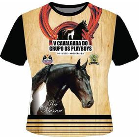 Camisa Personalizada Sublimação Frente/costa ( Malha Pp )