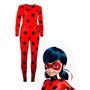 Fantasia Ladybug Infantil Lindíssima