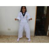 Vendo Uniforme De Taekwondo,karate,para Niño O Niña