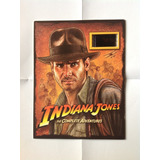 Indiana Jones Bluray Senitype Film Cell - Edición En Ingles