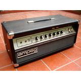 Ampeg V-2 Cabezal Valvular 70s Vintage Guitarra O Bajo Mint